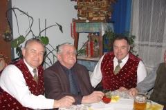 04.1.Ehrenkapellmeister Alois Kolarik - Ständchen zum 95er
