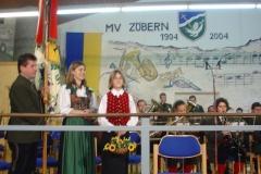 06.4.Musikfest - 100 Jahre Musikverein Zöbern