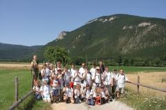 07.3.Erster TKS-Kinderwandertag (Gfiederwarte)