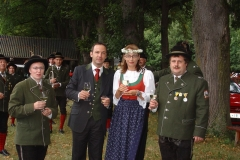 08.Hochzeitsständchen Ehepaar Hanke