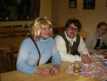2003-03-01.Masken-Eisstockschiessen beim Lacknerhof