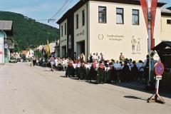 2003-09-07.Eröffnungsfeier unseres neuen Probelokales