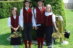 2005-05-29.Bezirksmusikfest in Natschbach mit Marschmusikbewertung