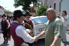 2005-05-31.Horst Rosypka - wir gratulieren zum 70er
