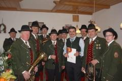 2006-01-21.Franz Steurer - Ständchen zum 50er