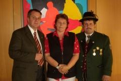 2006-09-26.Ehrung ''Flo'' - Stadtgemeinde Ternitz