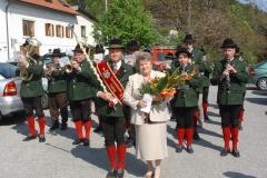 2007-04-21.Annelies Schnitzler - Ständchen zum 60er