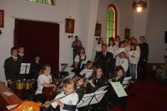 2007-05-17.Kindermesse bei der Erstkommunion in Sieding