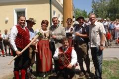 2007-06-17.Frühschoppen beim Ternitzer Stadtfest