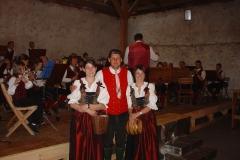 2007-06-24.Musikfest - 100 Jahre Trachtenkapelle Flatz