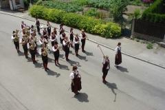 2007-07-01.Probe für Marschmusikbewertung