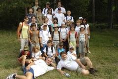 2007-08-25.TKS Kinder- und Jugendwandertag mit Zeltlager (Gösing)