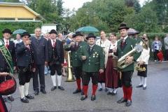 2007-09-01.Musikfest - 130 Jahre Trachtenkapelle Puchberg