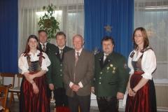 2007-11-10.Ehrenmitglied Anton Drabauer - 85. Geburtstag