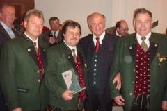 2008-05-20.Ehrenpreis des Landeshauptmannes Pröll in Bronze