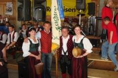2008-05-31.2 Tage Ausflug und Musikfest in Ktn. 45 Jahre SK Neuhaus