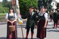 2008-06-07.Musikfest - 80 Jahre Musikverein Krumbach