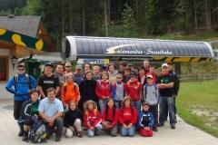 2008-08-09.TKS-Kinder- und Jugendwandertag mit Zeltlager (Mamauwiese)