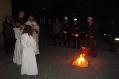 2009-04-11.Auferstehungsprozession in der Osternacht
