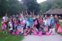 2009-07-26.Benefiznachmittag im Naturpark für Kinder aus Tchernobyl