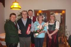 2010-03-15.Ehrenmitglied Norbert Strebinger - nachtr. Ständchen zum 60er