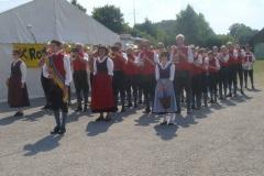 2010-07-03.Musikfest - 60 Jahre MV Wartmannstetten