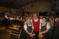 2011-09-04.Bezirksmusikfest - 160 Jahre 1. Pottschacher MV