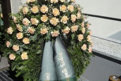2011-09-06.Begräbnis Ehrenmitglied Walter Kostal