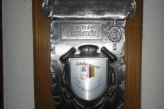 2011-09-11.Ehrenmitglied Hannelore Reiterer - Besuch zum 70er