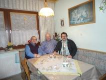 2012-03-12.Ehrenmitglied Jordie Weninger - Besuch zum 75er