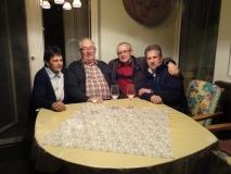 2012-03-29.Ehrenmitglied Franz Schauer - Besuch zum 75er