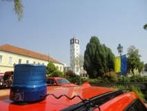 2012-07-01.Landesfeuerwehr-Wettkämpfe in Ternitz