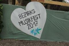 Bezirksmusikfest - 110 Jahre TK Flatz (25.06.2017)