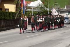 Herr Pfarrer KR Podljeski - Ständchen zum 80er (28.04.2013)