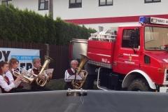 FF-Einweihungsfeier Schlauchwagen (24.06.2017)