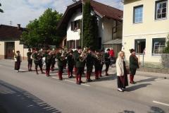 Frau Maria Kloiböck - Ständchen zum 95er (01.05.2014)