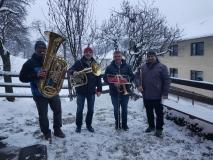Josefi-Messe Thann (19.03.2018)