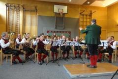 Konzertwertungsspiel in Grünbach (26.04.2014)