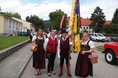 Musikfest-165 Jahre 1.Pottschacher Musikverein (04.09.2016)
