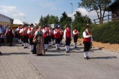 Musikfest - 165 Jahre MV Hochneukirchen (06.07.2013)