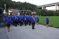 Musikfest - 90 Jahre MV Warth-Scheiblinkirchen-Bromberg (31.08.2013)